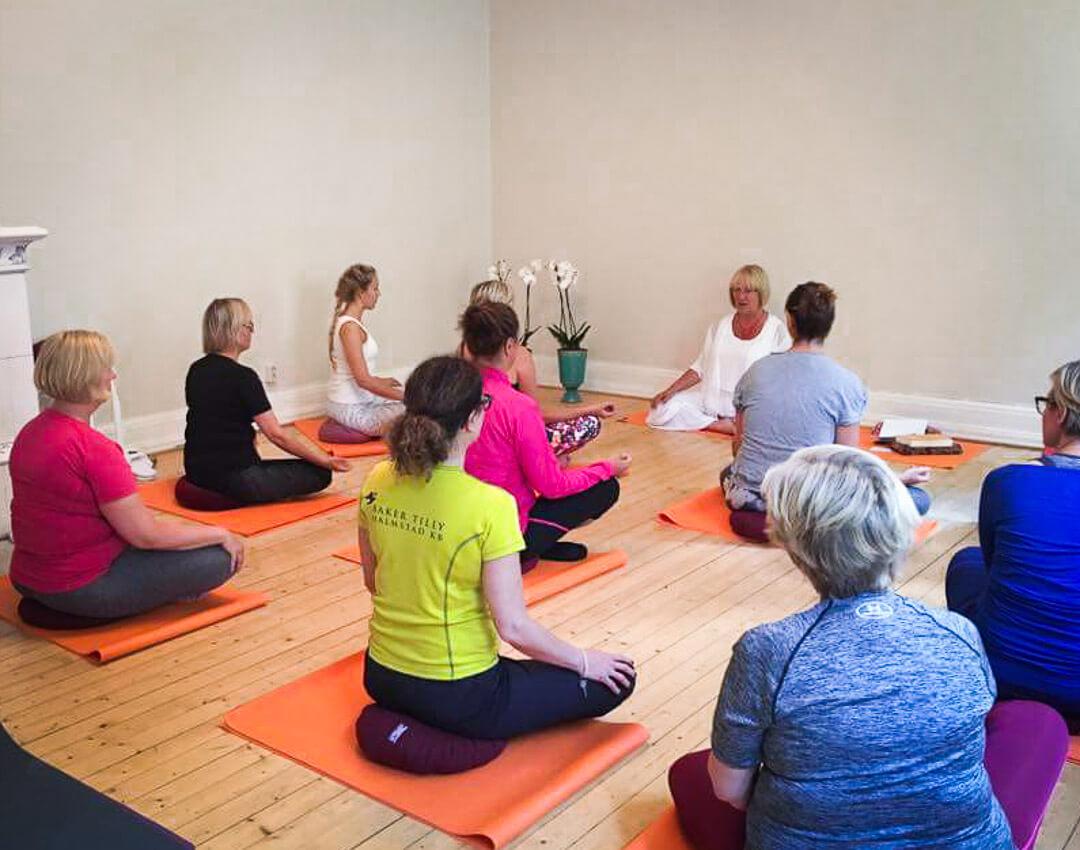 Yogagrupp KungGa Yogi Center